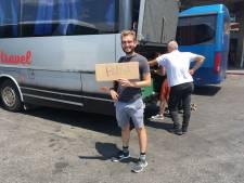 Met de bus naar Montenegro: elleboog op het stuur, bellen en toch niet botsen