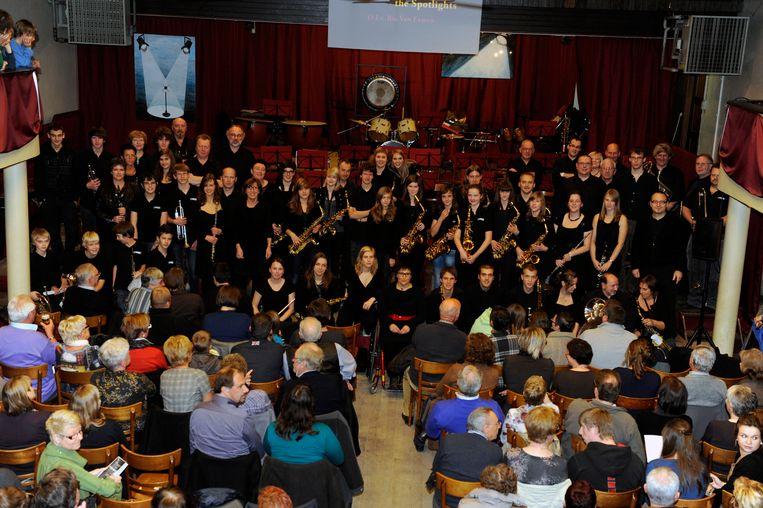 Archieffoto: concert van De Ware Vrienden in Kortrijk-Dutsel.