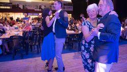 Jarige De Croo maakt dansvloer onveilig