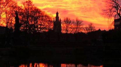 IN BEELD: Zo mooi was zonsopgang op tweede Kerstdag