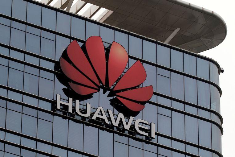 Het Chinese Huawei maakt onder meer apparatuur voor mobiele netwerken.