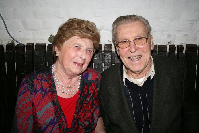 Suzanne Swellen en Georges Nicolaes brachten de oude liedjes.