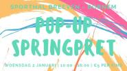 Springpret in sporthal Breeven