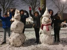 Van sneeuwpop tot 'vlokdown': dit zijn de leukste sneeuwfoto's uit het Groene Hart!