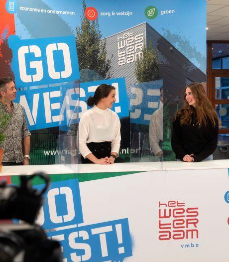 Digitaal kennismaken met je nieuwe school op de open dag: van virtuele rondleiding tot televisie-uitzending á la Boulevard