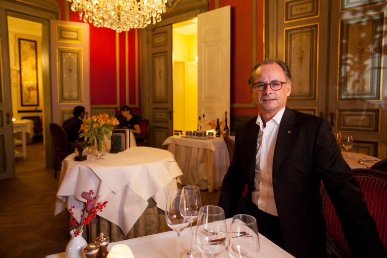 """Johan Creytens van Hotel Heritage. """"Een goed jaar wordt nu teniet gedaan"""", zegt hij."""