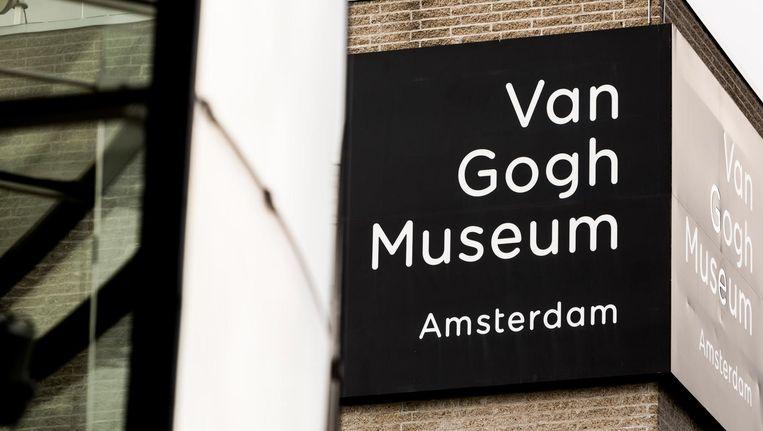 Op de ranglijst van Europeanen heeft het van Gogh Museum de beste reputatie Beeld ANP