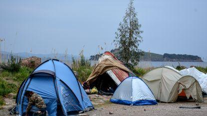 Migrantenkamp nabij Athene in quarantaine na ontdekking van 21 coronagevallen