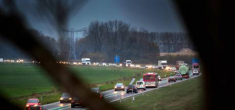 Komst extra rijstrook en stoplichten op Maas en Waalweg dichtbij