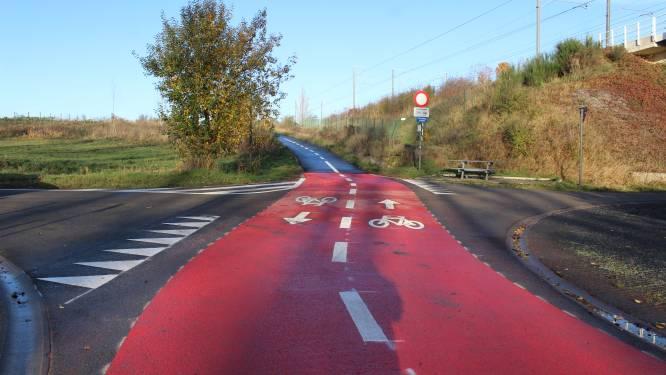 Werken aan veilige fietssnelwegen in Liedekerke, Ternat en Dilbeek