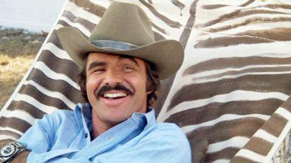 Acteur Burt Reynolds (82), de meest legendarische snor van Hollywood, is overleden na een hartaanval