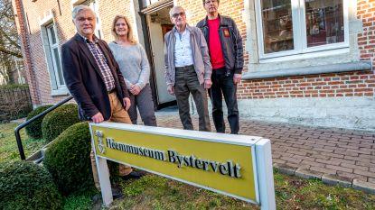 Heemmuseum Bystervelt heeft nieuwe ondervoorzitter