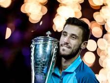 Dzumhur wint in Moskou zijn tweede ATP-titel