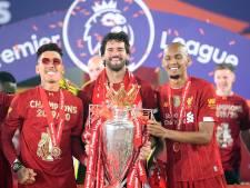 Ingebroken in huis Fabinho tijdens titelfeest Liverpool