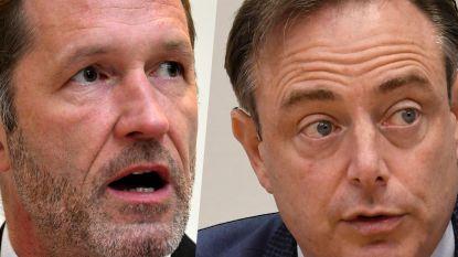Informateurs Coens en Bouchez organiseren geheime ontmoeting tussen PS en N-VA