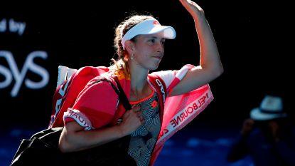"""Elise Mertens buigt voor orkaankracht Madison Keys (en valt wellicht uit top 20): """"Ze had op alles een antwoord"""""""