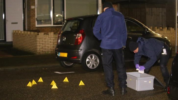 Huis in Den Bosch beschoten,  geen gewonden