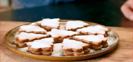 Feestelijk bakken: Kerstboompjes a la gingerbread