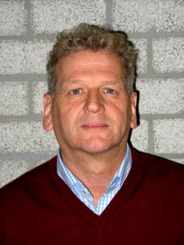 De nieuwe coach van De Dijk, André Teuling. Beeld De Dijk