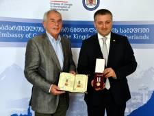 Hoge Georgische onderscheiding voor Bosschenaar John de Bruijn voor opzetten bijzonder onderwijs