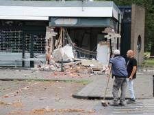ABN-pinautomaat in Waalwijk opgeblazen met explosieven, grote schade aan gebouw