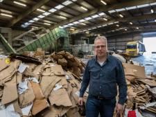 Papierinzamelaar De Vries in Helmond failliet, toekomst familiebedrijf ongewis