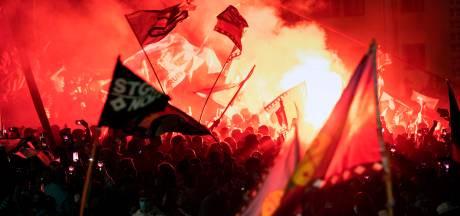 Ruime meerderheid Chilenen stemt voor wijziging Pinochets grondwet