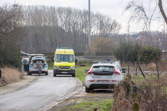 Een ziekenwagen en een MUG-team kwamen ter plaatse, maar alle hulp kwam helaas te laat.