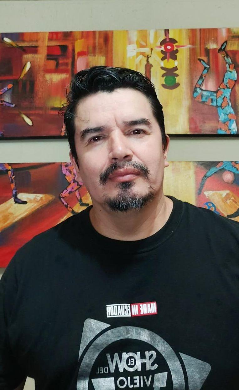 José Luis Silva Beeld José Luis Silva