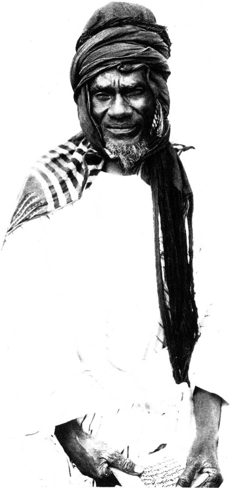 Samori Touré (1830-1900). Beeld Historische foto