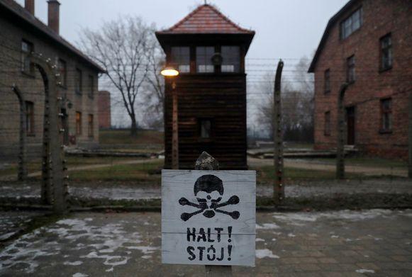 In het nazi-vernietigingskamp Auschwitz in bezet Polen werden tijdens WOII meer dan 1,1 miljoen mensen vermoord.