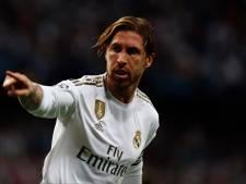 """Le message de soutien de Sergio Ramos: """"À la vie et à la mort avec Zizou"""""""