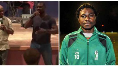 Moord op zijn moeder, valse leeftijd en incest: Gabonees die ooit in België speelde, schokt de voetbalwereld