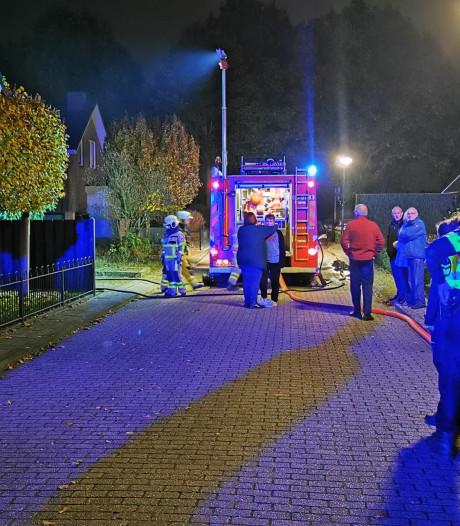Brand op slaapkamer in Wehl snel onder controle