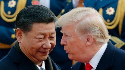 """""""Trump wil handelsakkoord met China"""""""