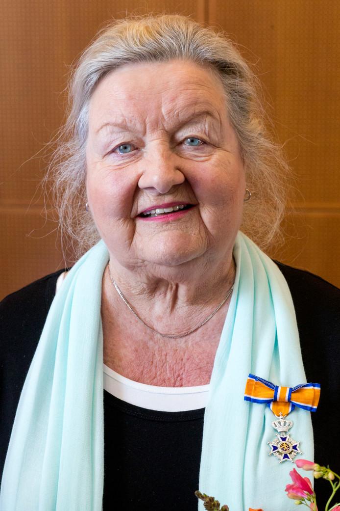 Paula Straatman-Galavazi.