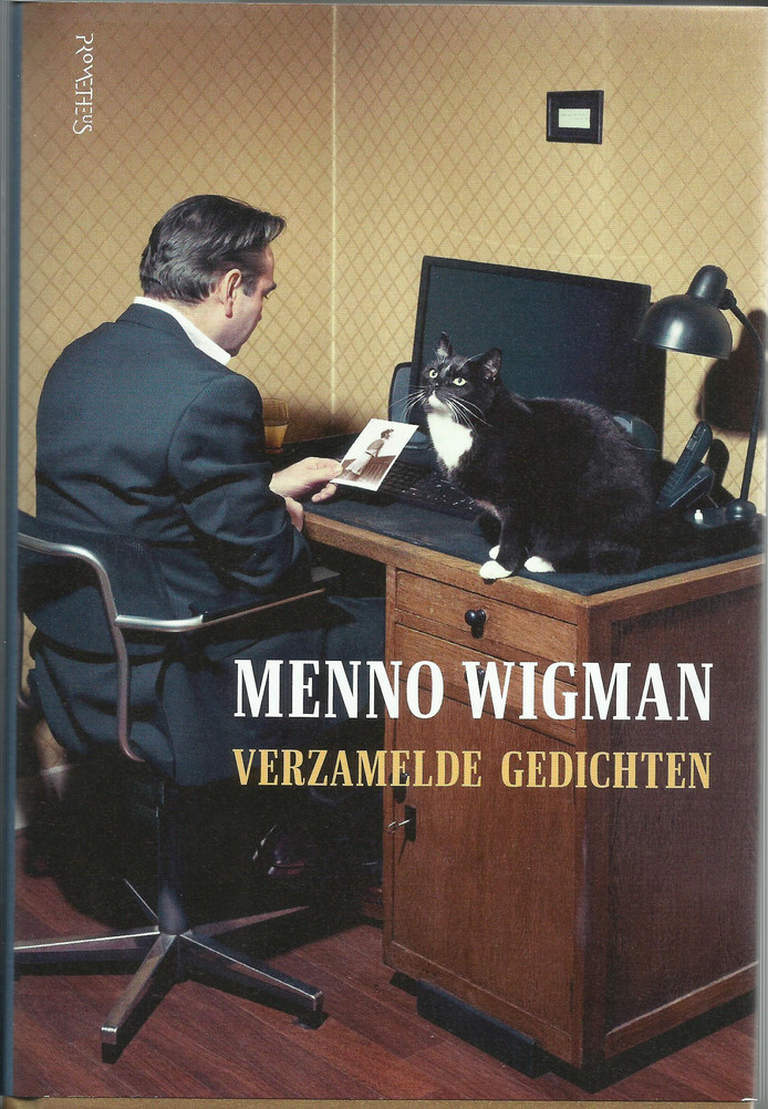 cover menno wigman verzamelde gedichten