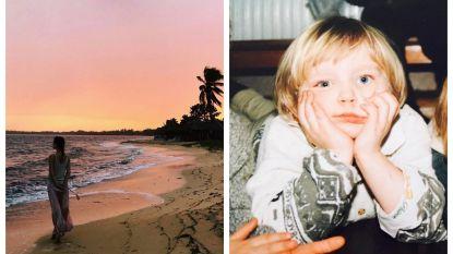 SHOWBITS. Lize Feryn deelt prachtige herinnering en herken je de persoon op deze oude foto?