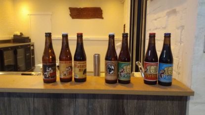 Bier proeven voor 'Kom op tegen kanker' in Malderen