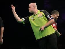 Van Gerwen lijdt ondanks negendarter eerste nederlaag van het jaar