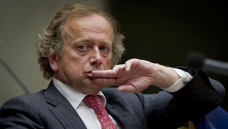Staatssecretaris Bleker. © ANP Beeld