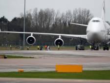 Un avion rapatriant 200 personnes est arrivé en Angleterre