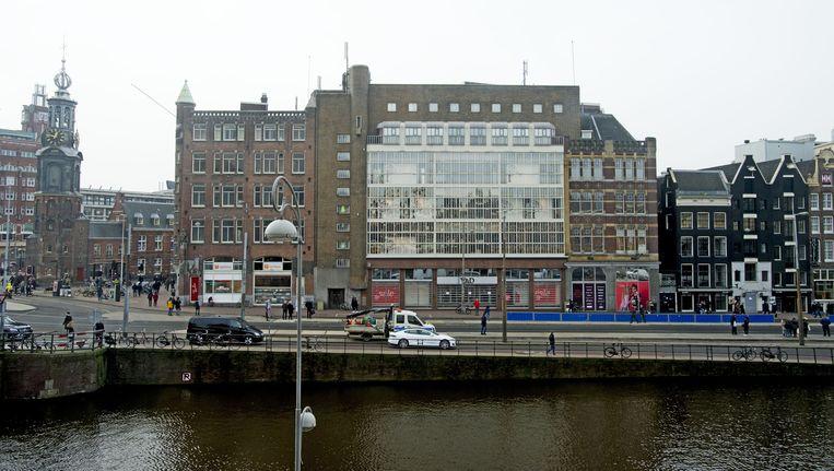 Hudsons Bay wordt in verband gebracht met het Amsterdamse V&D-pand aan de Kalverstraat. Beeld anp