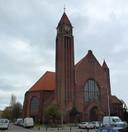 Sint Josepkerk Roosendaal, ontwerp J. Hurks