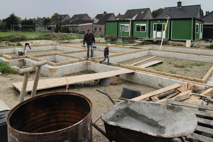 De bouw van de nieuwe wijk Liesdaal gaat eindelijk beginnen.
