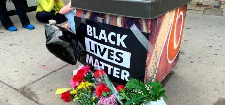 Afgrijzen in Amerika na overlijden zwarte arrestant: 'Ik kan niet ademen, dood me niet'