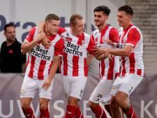 TOP Oss opent het seizoen met veelbelovende overwinning op Jong Ajax
