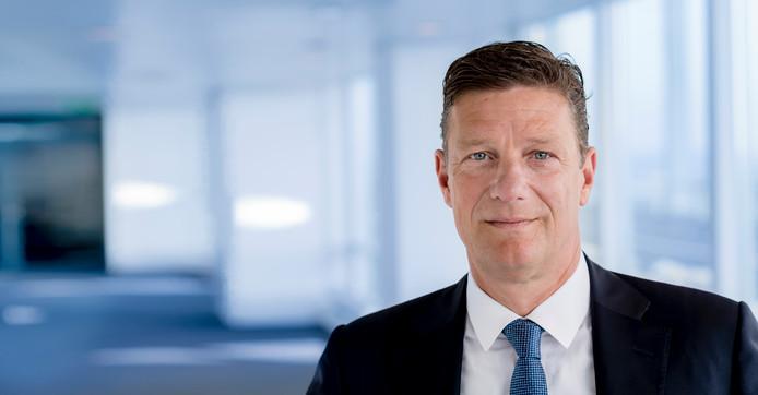 Henk Valk, directeur Philips Benelux