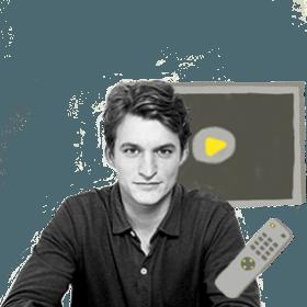 Volgens Jensen vonden velen zijn talkshow een 'verademing'. Maar waarom sloeg dat geluid dan niet aan?