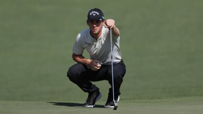 Vroegtijdige exit voor Thomas Pieters op Masters, Tiger Woods overleeft wel